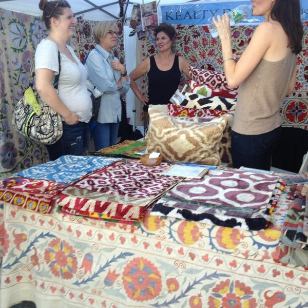 Foto tirada no(a) South End Open Market @ Ink Block por Eric A. em 9/15/2013