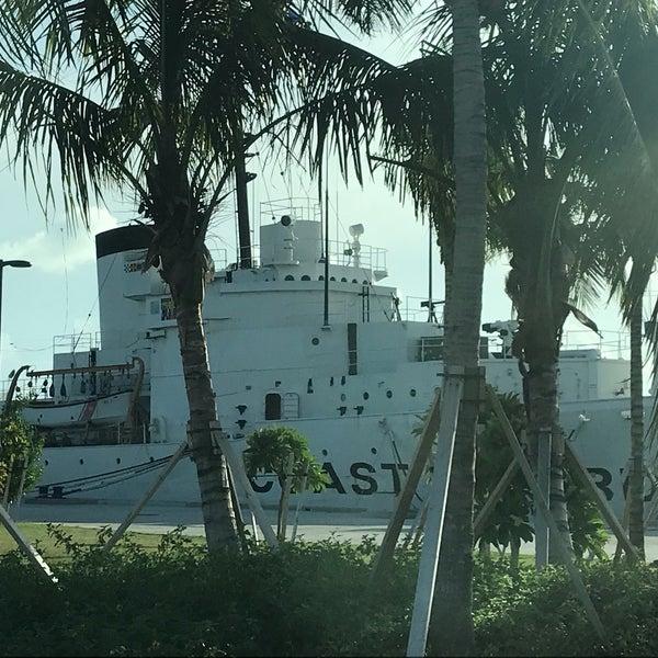 Photos at U S  COAST GUARD CUTTER INGHAM (WPG-35) Maritime