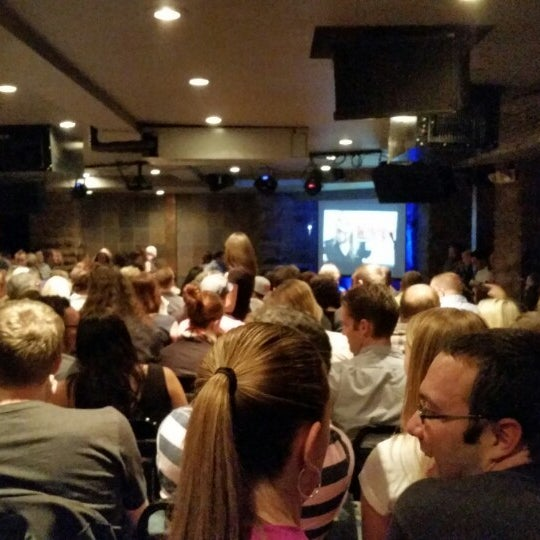 Not a bad seat in the house. Great comedy at great prices!
