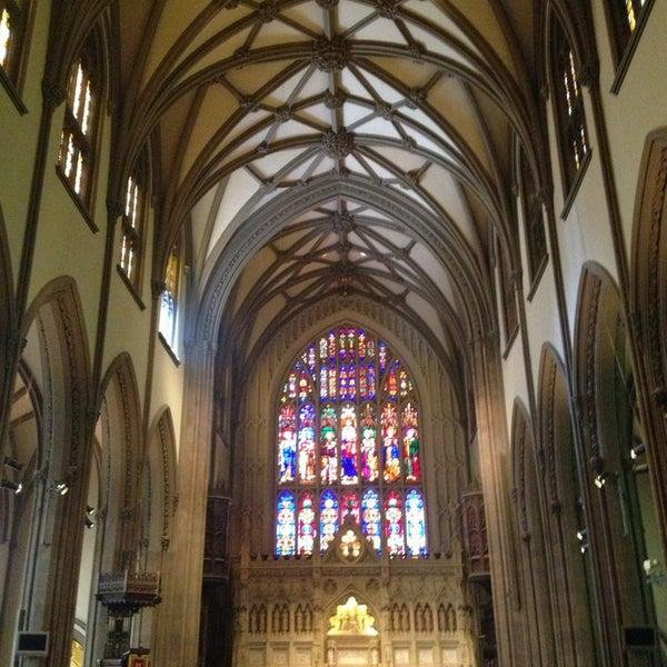 Foto scattata a Trinity Church da Shannon G. il 6/5/2013