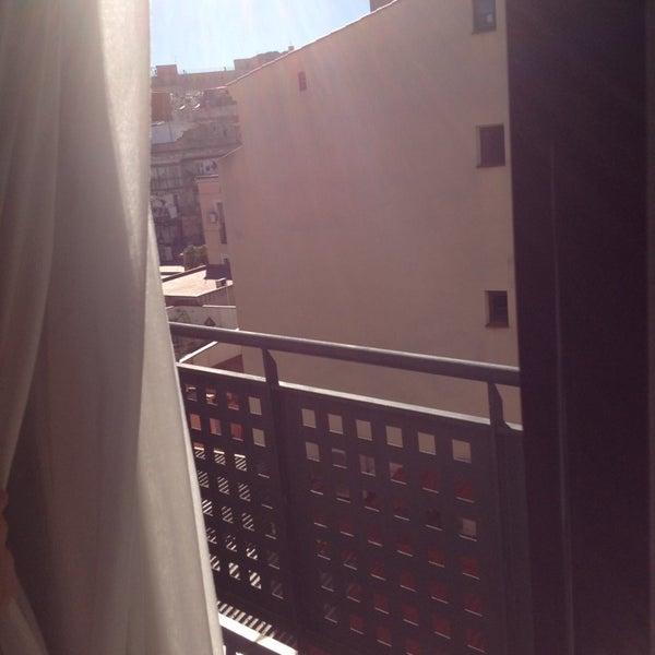Foto diambil di Hotel Arc La Rambla oleh Elizaveta G. pada 2/7/2014