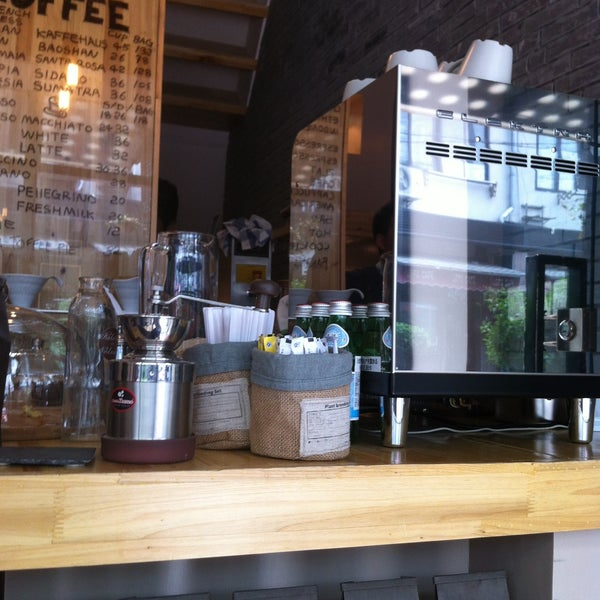 Foto tirada no(a) Café del Volcán por Ralston v. em 4/29/2013