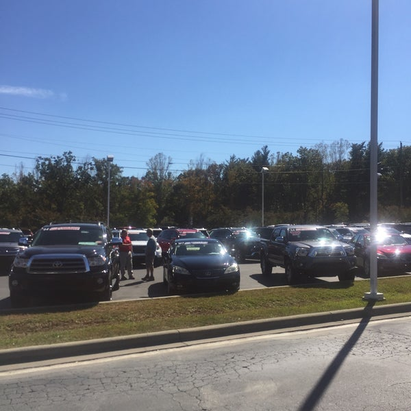 Auto Dealership In Asheville