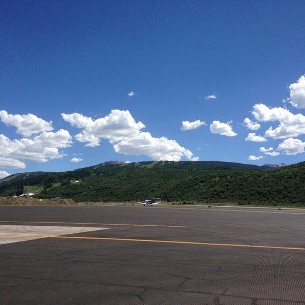 Photo prise au Aspen/Pitkin County Airport (ASE) par Alexis O. le6/27/2013
