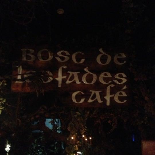 11/3/2012にJose Antonio C.がEl Bosc de les Fadesで撮った写真