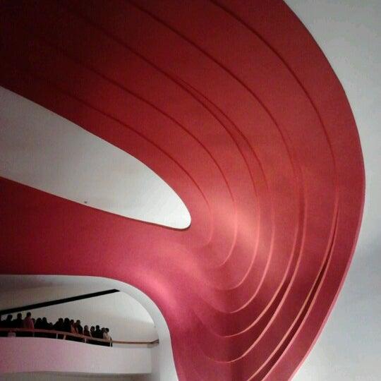 11/5/2012에 Sueli S.님이 Auditório Ibirapuera Oscar Niemeyer에서 찍은 사진