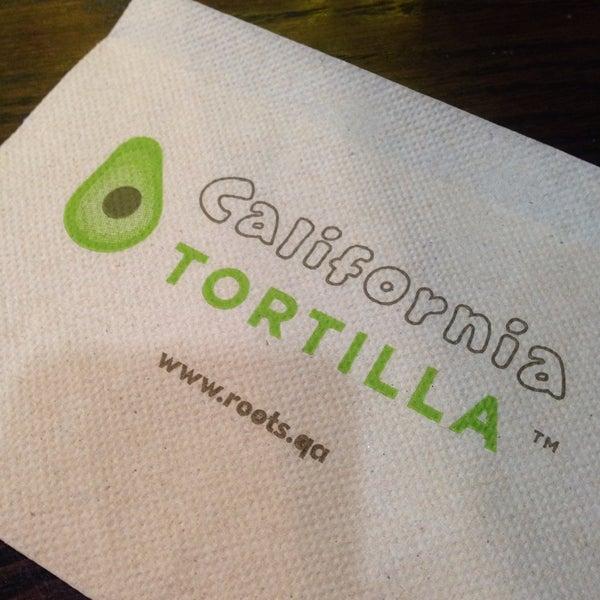Foto tirada no(a) California Tortilla por Jenna Lynn P. em 11/13/2015
