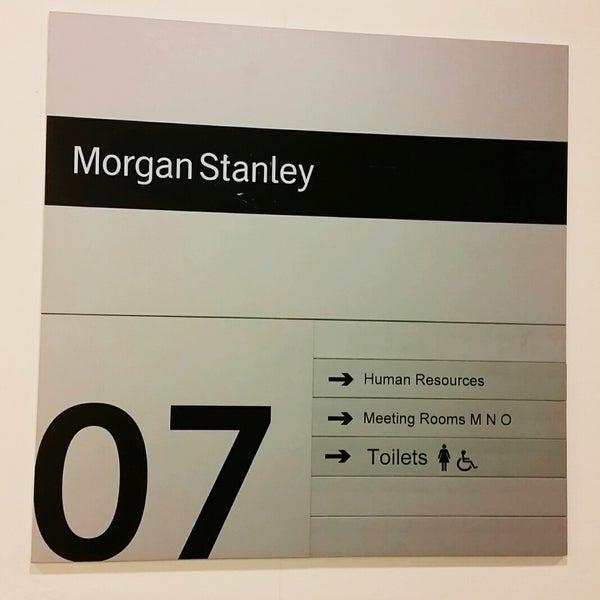 Photos at Morgan Stanley - Tower Hamlets, Greater London