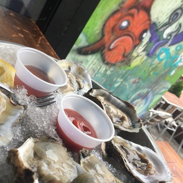 7/25/2018にGuitarded J.がBait & Hook Seafood Shackで撮った写真
