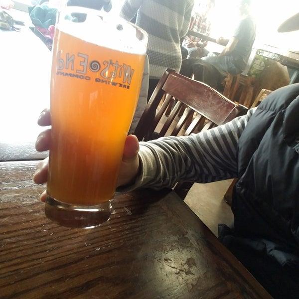 Das Foto wurde bei Strange Craft Beer Company von Tone M. am 12/17/2017 aufgenommen