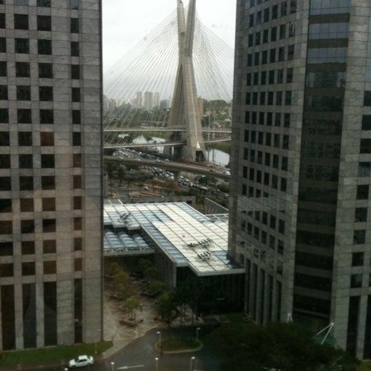 Foto scattata a Sheraton São Paulo WTC Hotel da Giuliana R. il 9/26/2012
