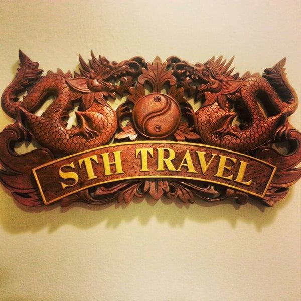 12/27/2013 tarihinde Ediz Tark's K.ziyaretçi tarafından STH Travel'de çekilen fotoğraf