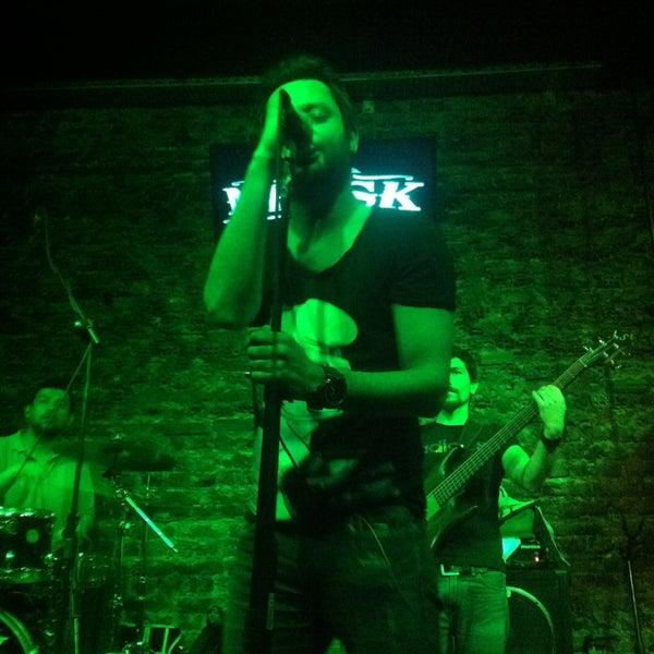 Foto diambil di Mask Live Music Club oleh Seden Ç. pada 4/28/2013