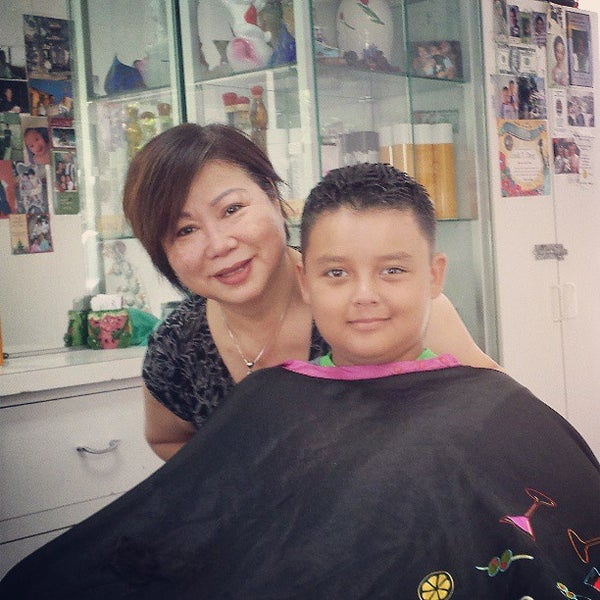 Photos at Yes Haircut Styling & Barber Shop - Downtown Honolulu ...
