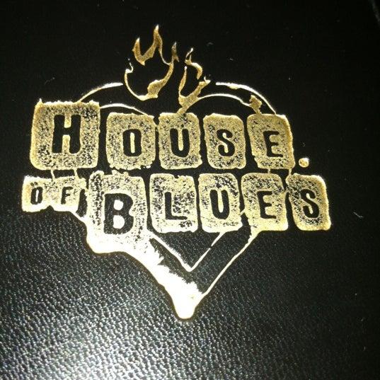 10/6/2012에 Nate F.님이 House of Blues에서 찍은 사진