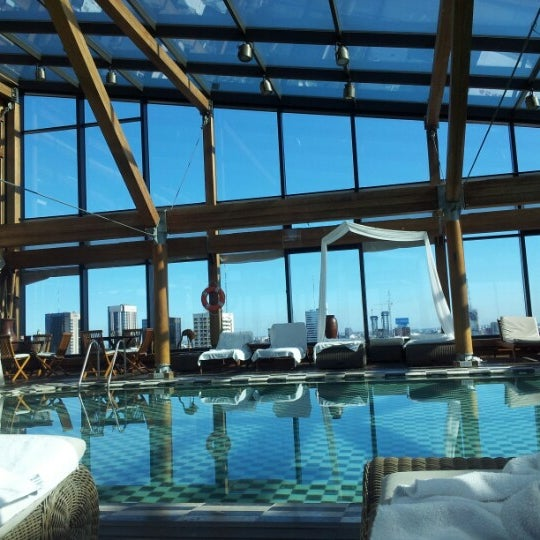 Снимок сделан в Hotel Panamericano пользователем anette04 11/15/2012