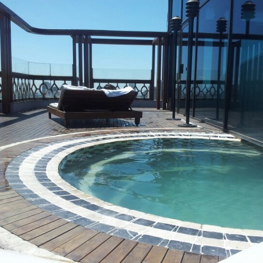 Снимок сделан в Hotel Panamericano пользователем anette04 11/8/2012
