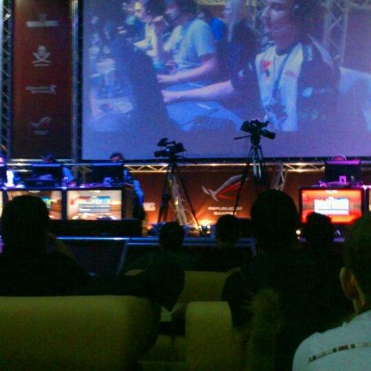 12/16/2012にКатя Л.がКиберcпорт Аренаで撮った写真