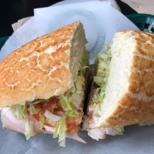 Mr. Pickle's Sandwich Shop - 300 E Monte Vista Ave