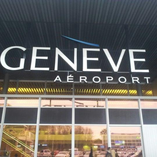 2/10/2013にFra M.がジュネーヴ国際空港 (GVA)で撮った写真