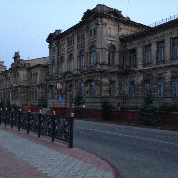 Снимок сделан в Площадь Ленина пользователем Ирина В. 6/30/2013