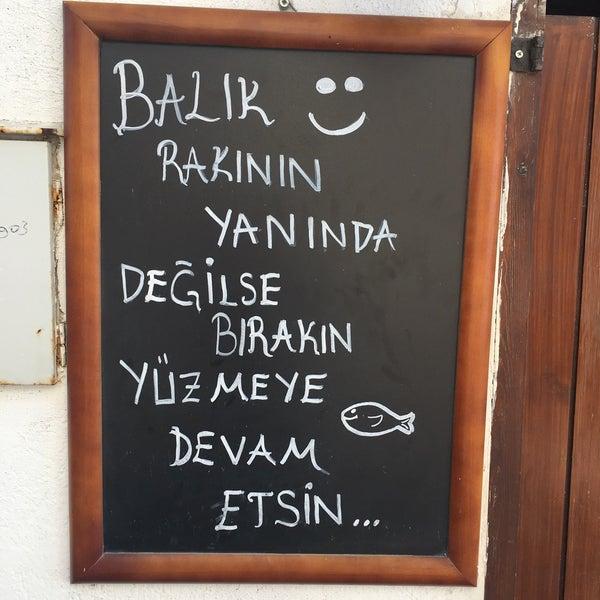 Das Foto wurde bei La Vie Sığacık von Neşe A. am 8/30/2017 aufgenommen