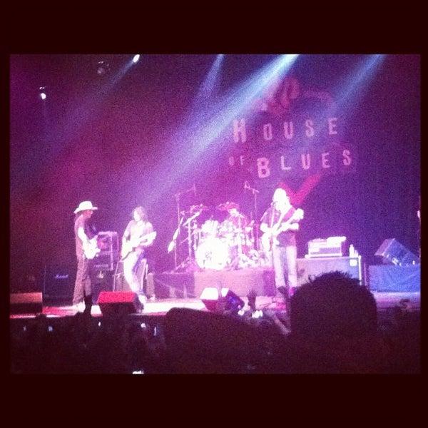9/19/2012에 Jose T.님이 House of Blues에서 찍은 사진