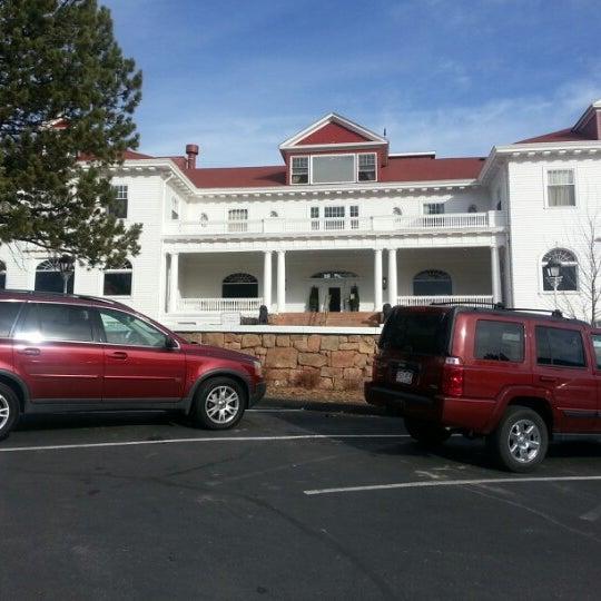 Снимок сделан в Stanley Hotel пользователем John C. 11/3/2012