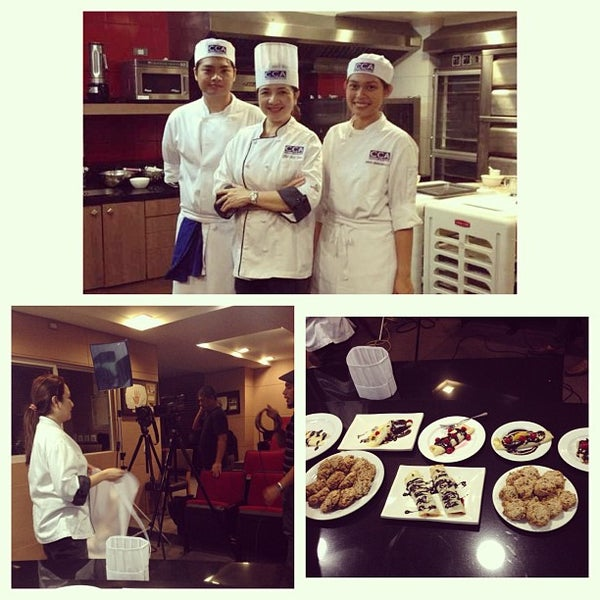 Photos at CCA  USDA Show Kitchen - Loyola Heights