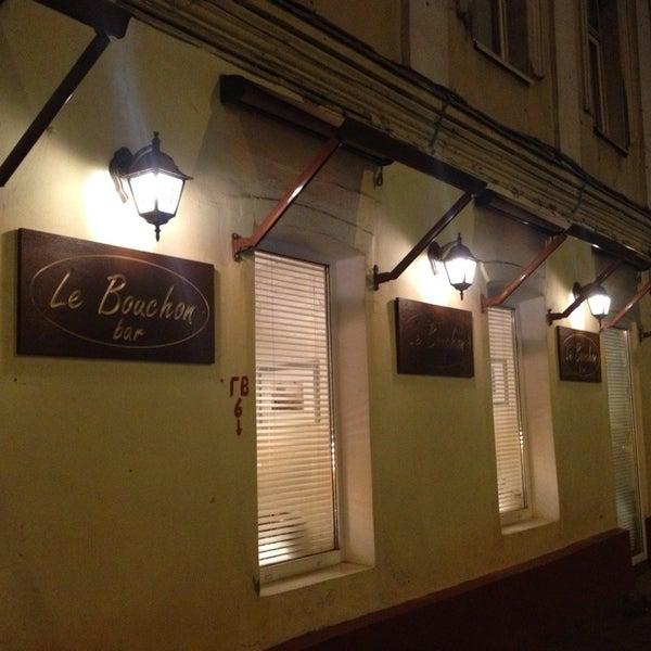 Photo prise au Le Bouchon Café par Natalia V. le11/2/2013