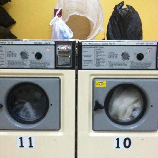 Photo taken at The Wash Depot Laundromat by Jorge Ayauhtli O. on 12/11/2012