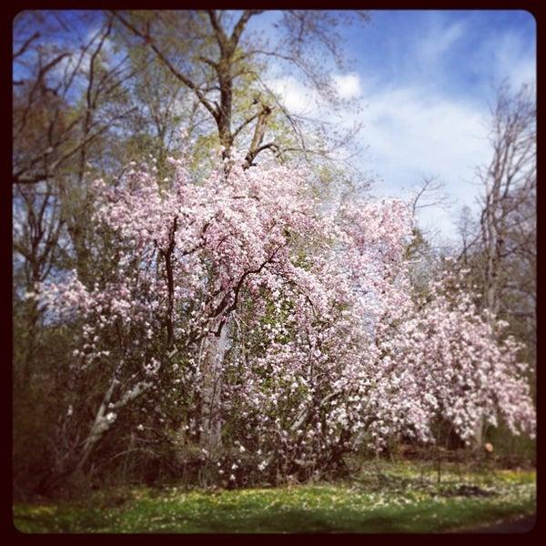 Foto tirada no(a) Duke Farms por Steven B. em 4/20/2013