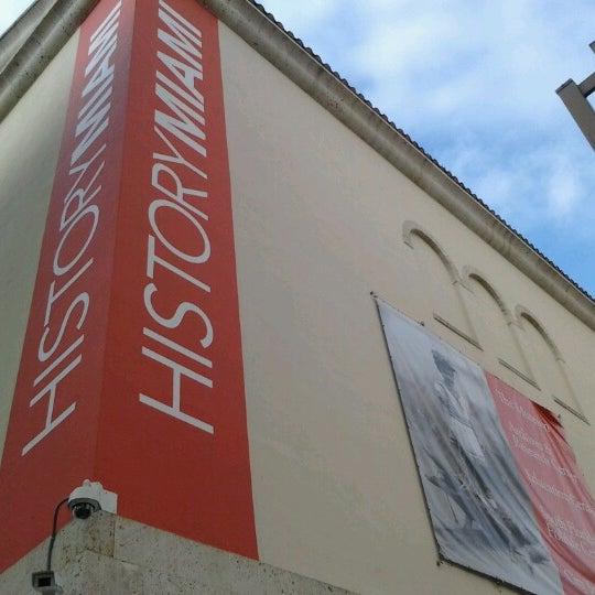 1/29/2013 tarihinde Ingrid A.ziyaretçi tarafından HistoryMiami'de çekilen fotoğraf
