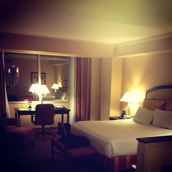 Снимок сделан в LVH - Las Vegas Hotel & Casino пользователем Christopher Q. 11/26/2012