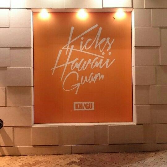 22ff1f0c87 Photo taken at Kicks HI Guam by OKWAHN on 6 3 2016