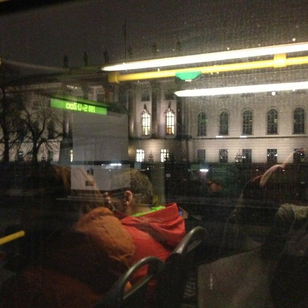 2/26/2013에 Andreas H.님이 Humboldt-Universität zu Berlin에서 찍은 사진