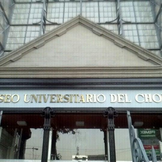 Photo prise au Museo Universitario del Chopo par Michelle F. le12/2/2012