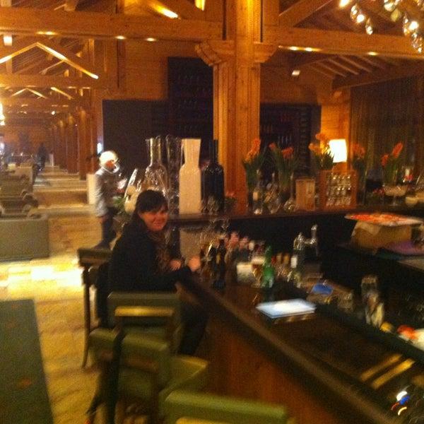 รูปภาพถ่ายที่ Sport Hotel Hermitage & Spa โดย Carolina F. เมื่อ 2/14/2013