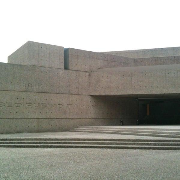 Foto tomada en Museo Tamayo por Gus S. el 3/26/2013