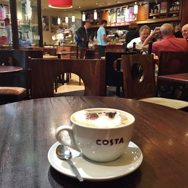 Photos At Costa Coffee Merchant City Glasgow City