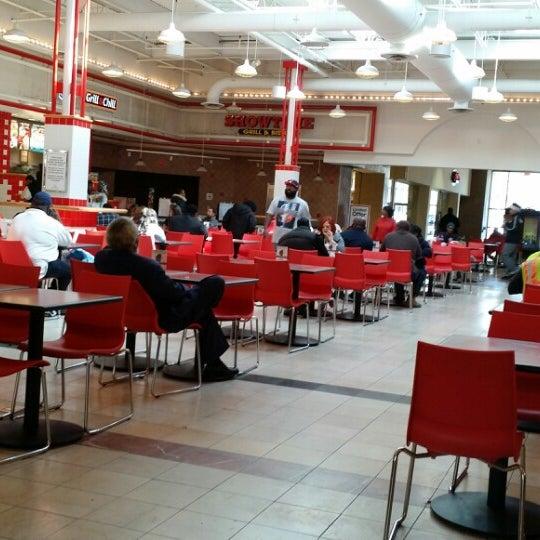 South Dekalb Mall Food Court Panthersville Ga