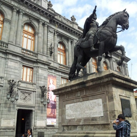 1/20/2013 tarihinde Marco C.ziyaretçi tarafından Museo Nacional de Arte (MUNAL)'de çekilen fotoğraf