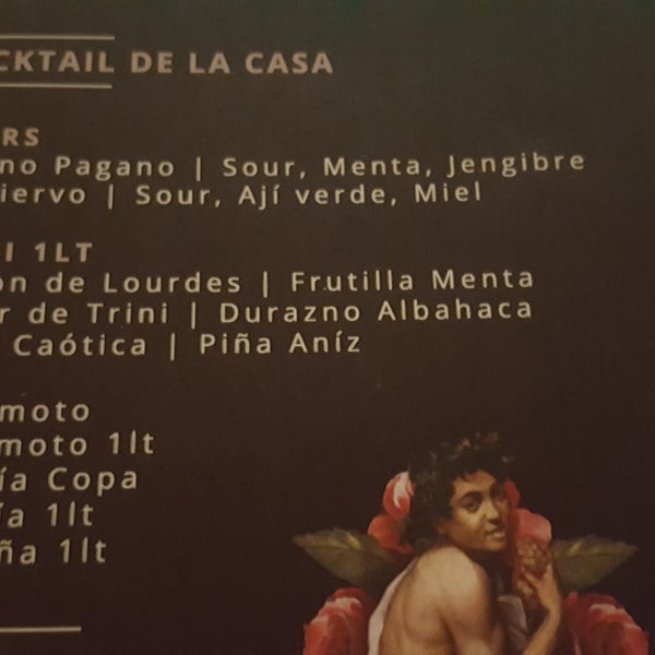 ab8f4e4231 Photo taken at Sin Pecado Concebido by Ricardo B. on 4 15 2017