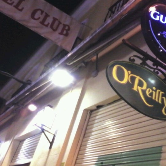O Reilly S Bar In Madrid