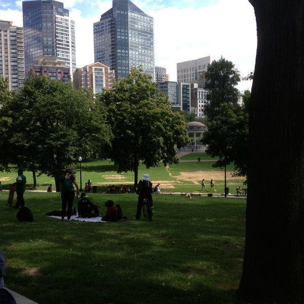 Foto scattata a Boston Common da Jim H. il 8/10/2013