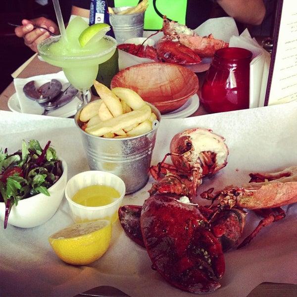 Foto tirada no(a) Big Easy Bar.B.Q & Crabshack por Twinkle B. em 7/30/2013