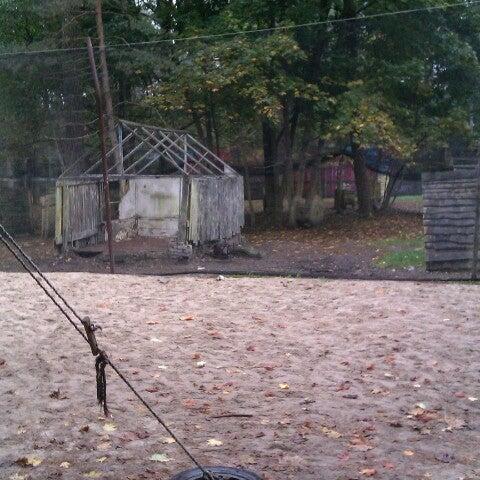 Снимок сделан в Пейнтбол «Гепард» пользователем Орлуша П. 10/14/2012
