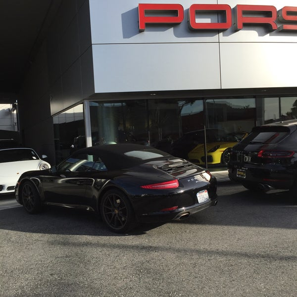 Photos At Porsche Of Downtown La Downtown Los Angeles 3 Tips