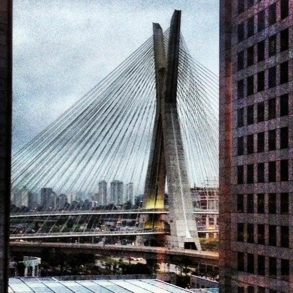Foto scattata a Sheraton São Paulo WTC Hotel da Margarita K. il 7/13/2013