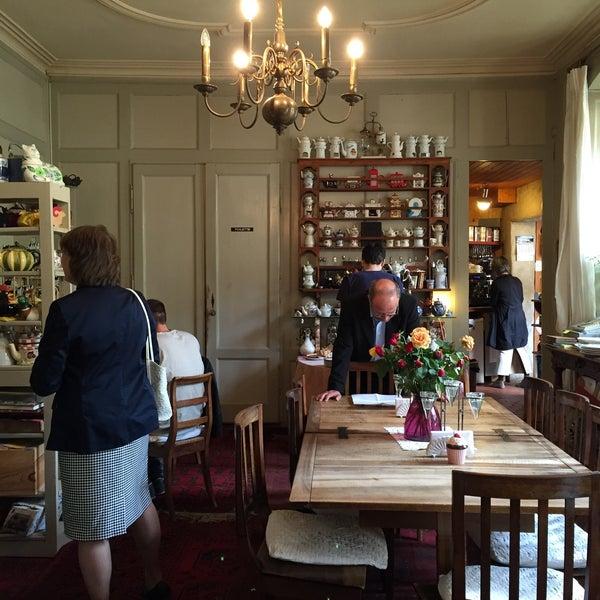 Photos At Salon De The De La Maison Du Prieur Tea Room In
